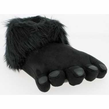 Gorillapoot pantoffels voor heren